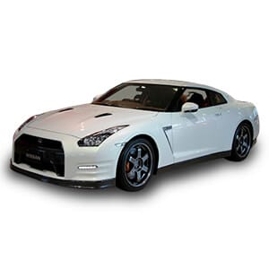nissan gt-r chasis