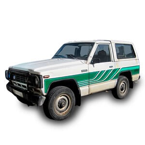nissan patrol 3gen chasis