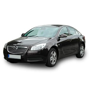 opel insignia 1gen chasis