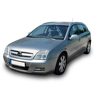 opel signum chasis