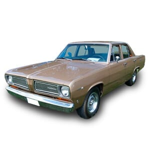 plymouth valiant signet chasis