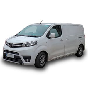 toyota proace 2gen chasis